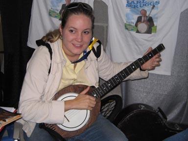 Tranjo Page The Ultimate Travel Banjo